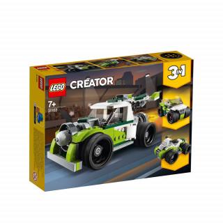 LEGO CREATOR ROCKET TRUCK