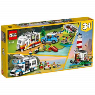 LEGO CREATOR CARAVAN FAMILY HOLIDAY