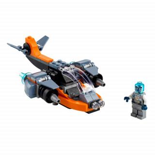LEGO CREATOR CYBER DRONE