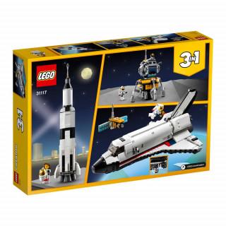 LEGO CREATOR SPACE SHUTTLE ADVENTURE