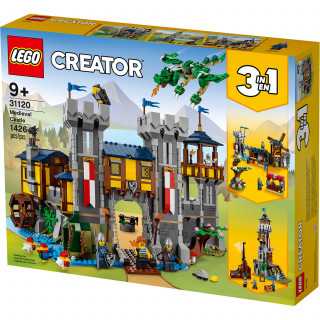 LEGO CREATOR MEDIEVAL CASTLE