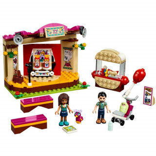 LEGO FRIENDS ANDREA'S PARK PERFORMANCE