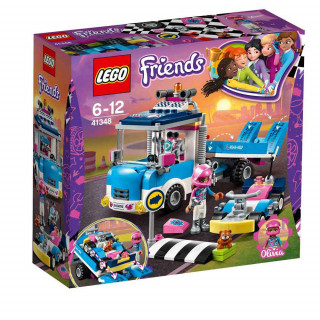 LEGO FRIENDS SERVICE   CARE TRUCK
