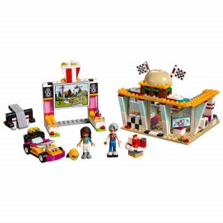LEGO FRIENDS DRIFTING DINER