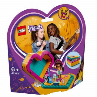 LEGO FRIENDS ANDREA'S HEART BOX