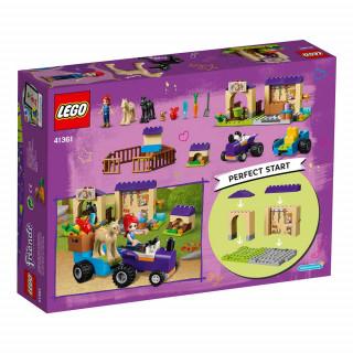 LEGO FRIENDS MIA S FOAL STABLE