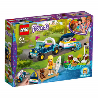 LEGO FRIENDS STEPHANIE'S BUGGY & TRAILER
