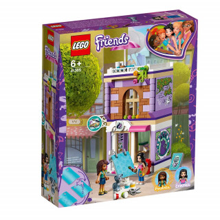 LEGO FRIENDS EMMA S ART STUDIO