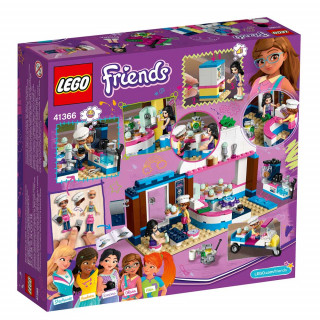 LEGO FRIENDS OLIVIA'S CUPCAKE CAFE