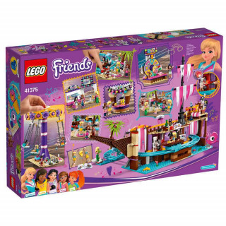 LEGO FRIENDS HEARTLAKE CITY AMUSEMENT PIER