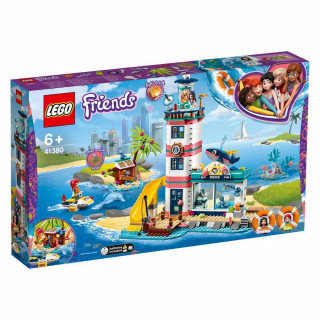 LEGO FRIENDS LIGHTHOUSE RESCUE CENTER