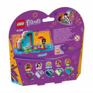 LEGO FRIENDS ANDREAS SUMMER HEART BOX