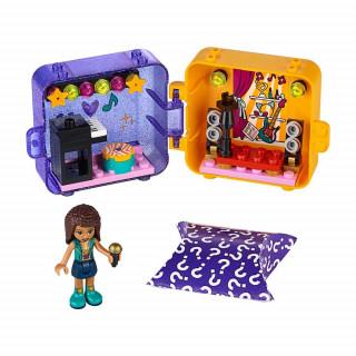 LEGO FRIENDS ANDREA S PLAY CUBE
