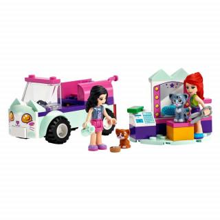 LEGO FRIENDS CAT GROOMING CAR