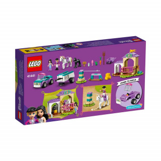 LEGO FRIENDS HORSE TRAINING AND TRAILER