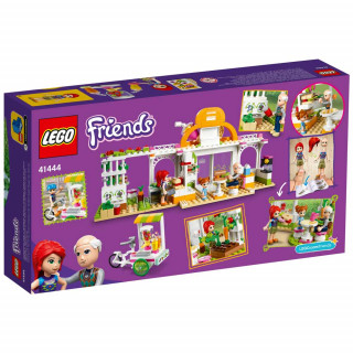 LEGO FRIENDS HEARTLAKE CITY ORGANIC CAFÉ