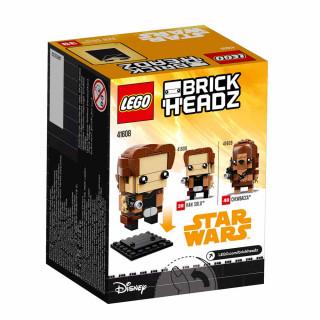 LEGO BRICK HEADZ HAN SOLO