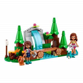 LEGO FRIENDS FOREST WATERFALL