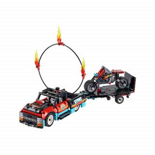 LEGO TECHNIC STUNT SHOW TRUCK   BIKE