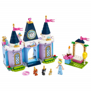 LEGO DISNEY PRINCESS CINDERELLAS CASTLE CELEBRATION