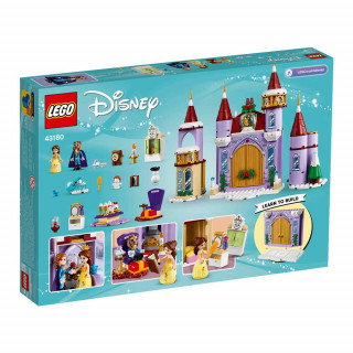LEGO DISNEY PRINCESS BELLES CASTLE WINTER CELEBRATION