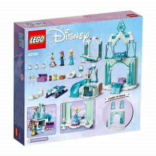 LEGO DISNEY PRINCESS ANNA AND ELSA'S FROZEN WONDERLAND