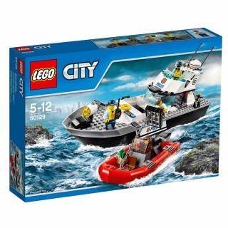 LEGO CITY POLICE POLICE PATROL BOAT