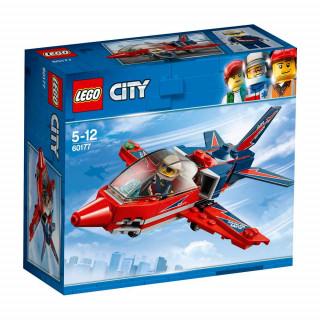 LEGO CITY AIRSHOW JET