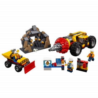 LEGO CITY MINING HEAVY DRILLER