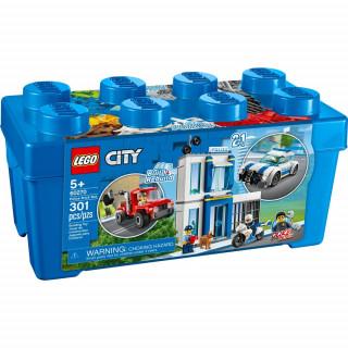 LEGO CITY POLICE BRICK BOX