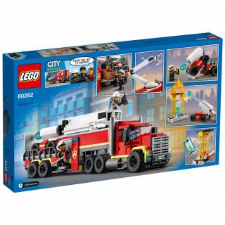 LEGO CITY FIRE COMMAND UNIT