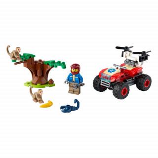 LEGO CITY WILDLIFE RESCUE ATV