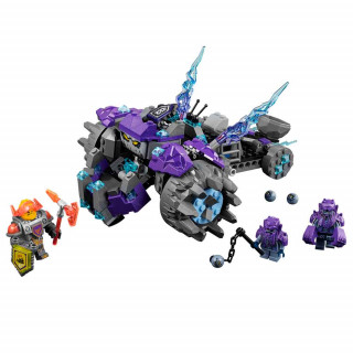 LEGO NEXO KNIGHTS THE THREE BROTHERS
