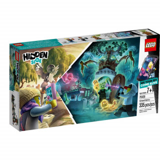 LEGO HIDDEN SIDE TREE BAD GUY