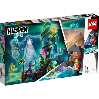 LEGO HIDDEN SIDE THE LIGHTHOUSE OF DARKNESS
