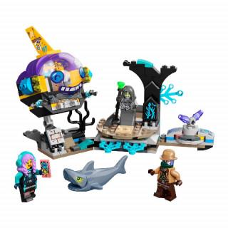 LEGO HIDDEN SID J.B.S SUBMARINE