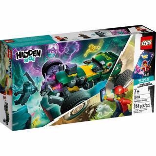 LEGO HIDDEN SIDE SUPERNATURAL RACE CAR