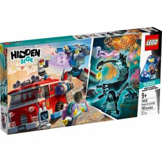 LEGO HIDDEN SIDE70436 PHANTOM FIRE TRUCK 3000 V29