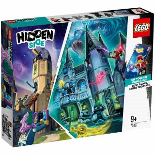 LEGO HIDDEN SIDE MYSTERY CASTLE