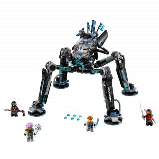 LEGO NINJAGO MOVIE WATER STRIDER