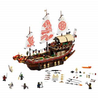 LEGO NINJAGO MOVIE DESTINY'S BOUNTY