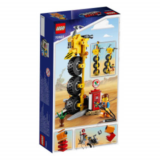LEGO MOVIE EMMET'S THRICYCLE