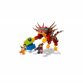 LEGO MOVIE ULTRAKATTY & WARRIOR LUCY