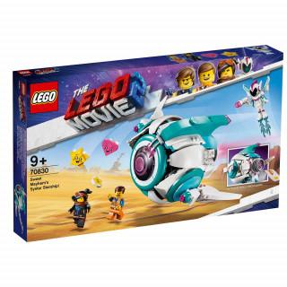LEGO MOVIE SWEET MAYHEM S SYSTAR STARSHIP
