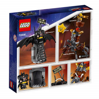 LEGO MOVIE BATTLE-READY BATMAN  AND MET