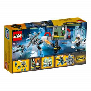 LEGO BATMAN MOVIE MR. FREEZE ICE ATTACK