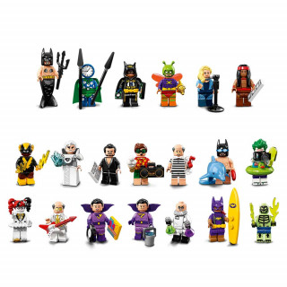 LEGO MINIFIGURE BATMAN MOVIE Series 2