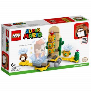 LEGO SUPER MARIO DESERT POKEY EXPANSION SET