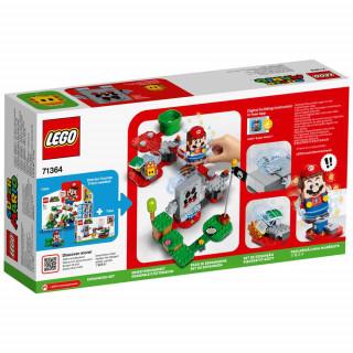 LEGO SUPER MARIO WHOMP S LAVA TROUBLE EXPANSION SET