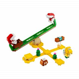 LEGO SUPER MARIO PIRANHA PLANT POWER SLIDE EXPANSION SET